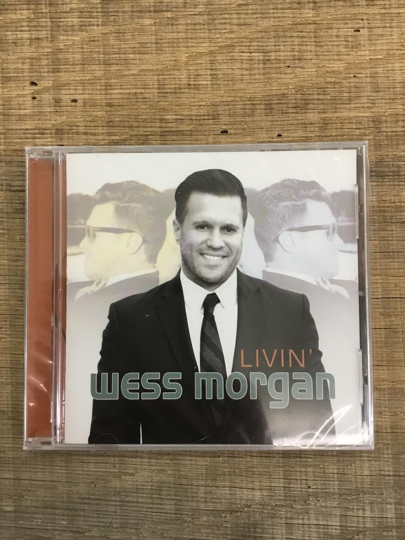 Livin' -Wess Morgan