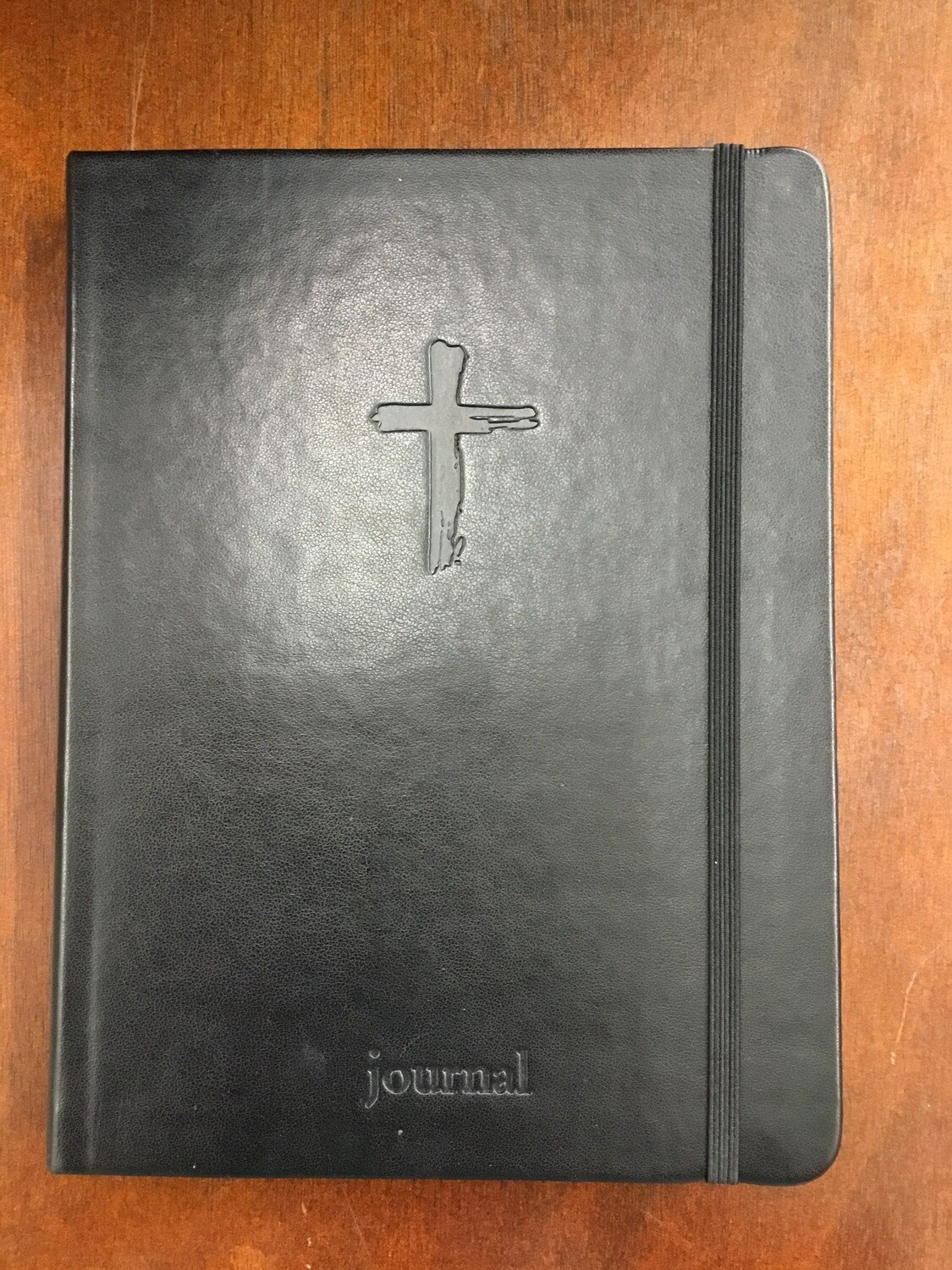 Leather Cross Journal