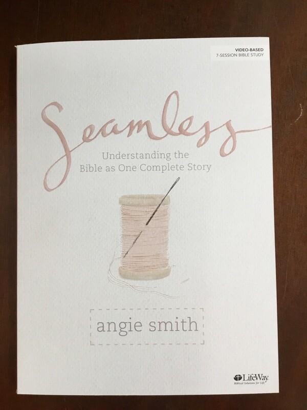 Seamless Adult Study Book