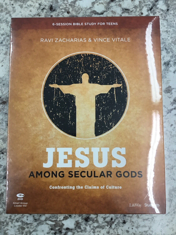 Jesus Among Secular Gods Teen Study
