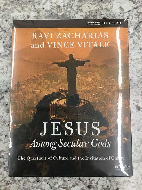 Jesus Among Secular Gods Leader Kit