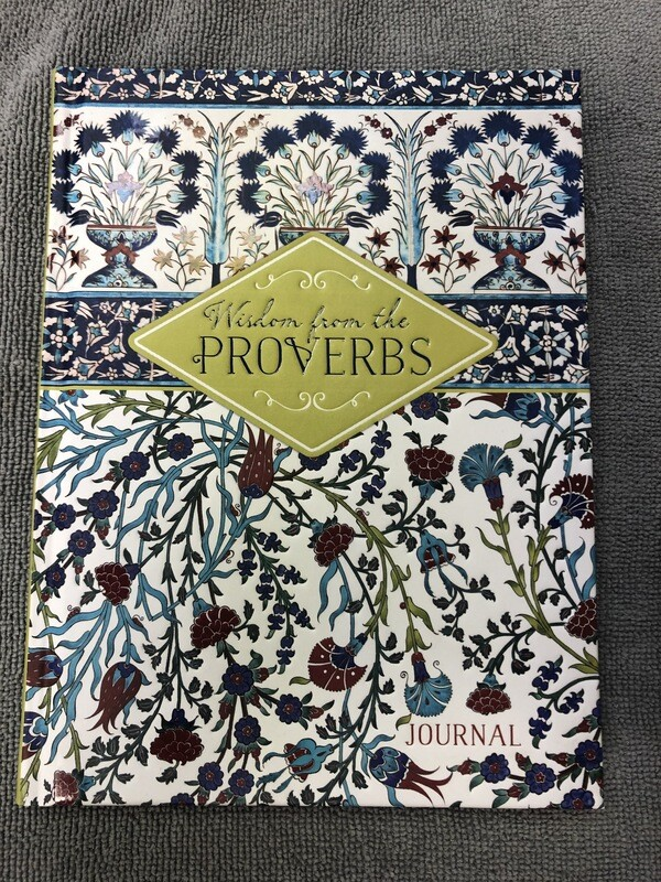 Wisdom from Proverbs Journal
