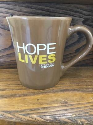 Hope Lives Mug