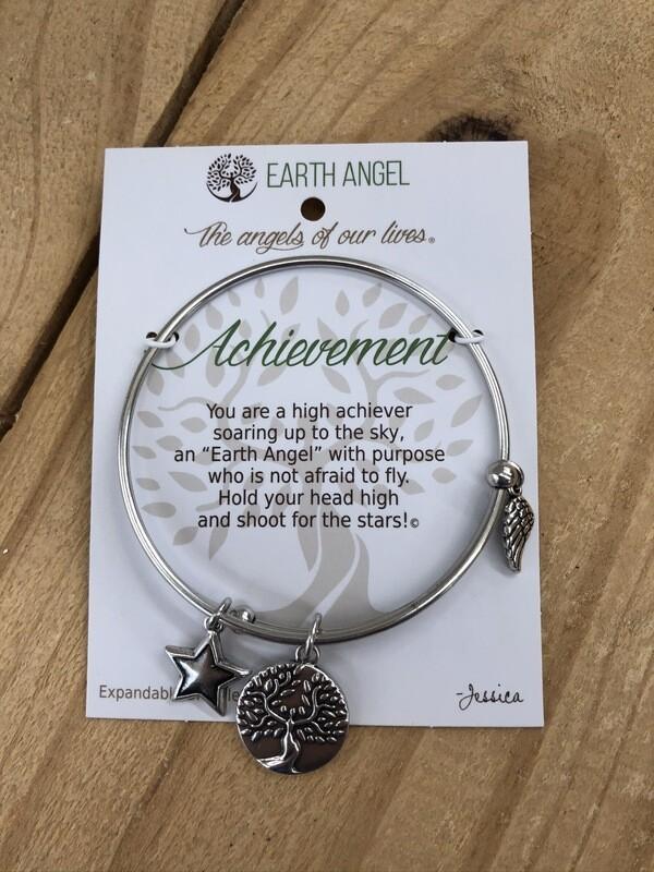 Achievement Bracelet Silver