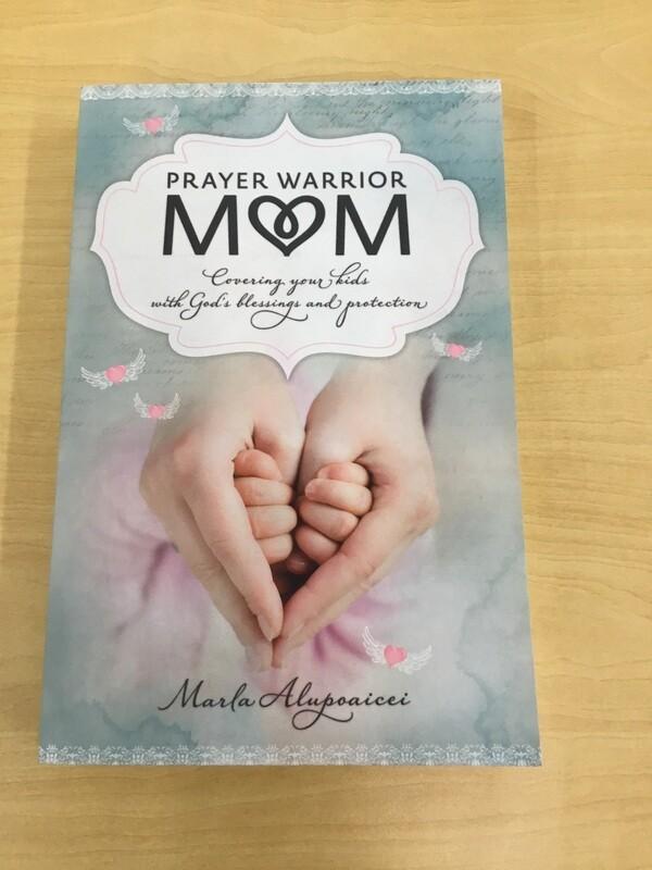 Prayer Warrior Mom Marla Alupoaicei