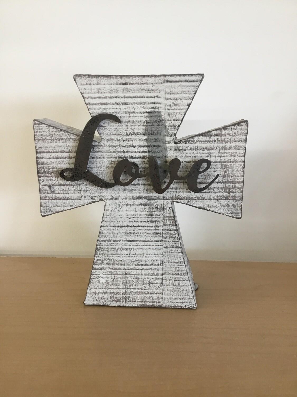 Small Love Cross