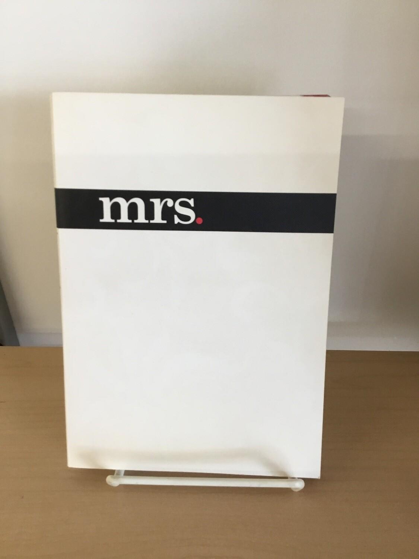 Mrs. Journal