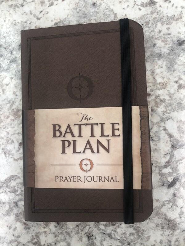 Battle Plan Journal