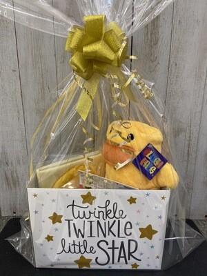 Gender Neutral Ducky Gift Box