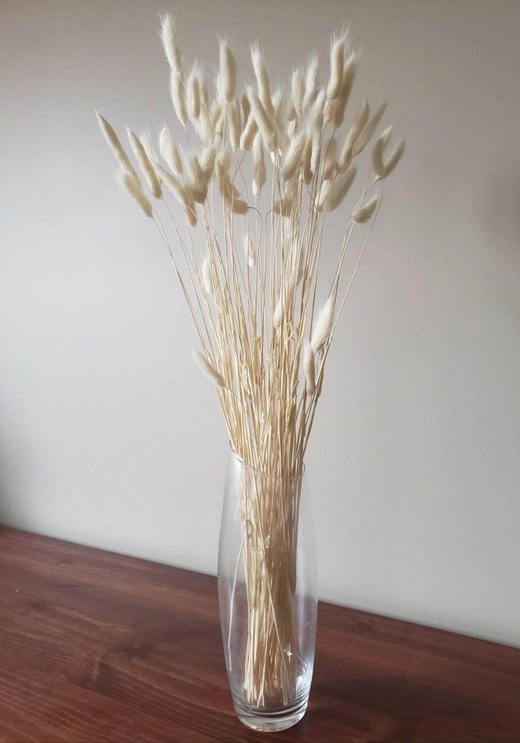 Dried Lagurus Bouquet