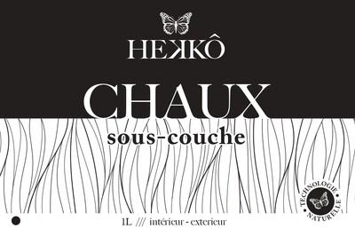 CHAUX - SOUS COUCHE VEGETALE - 1 Lt
