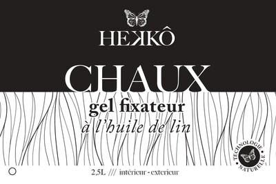 CHAUX - FINITION FIXATEUR 2.5 Lt