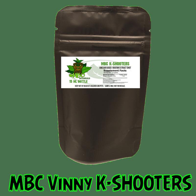 Kratea Vinny K Shooter Extract Shots - Vinegar Base