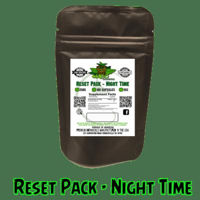 Night Time Reboot Blend 250 Gram