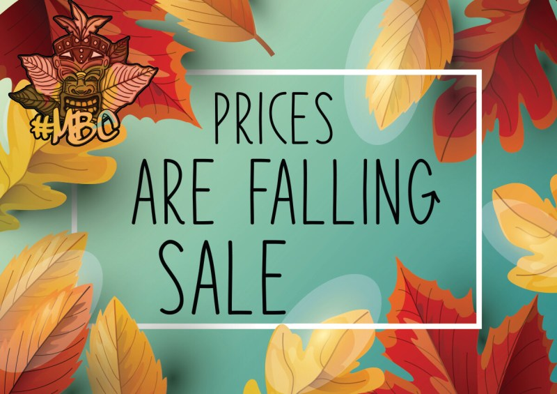 MBC Botanicals Fall Sale - 1 Split Kilo & More!