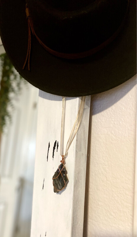 Desert Stone Necklace #4