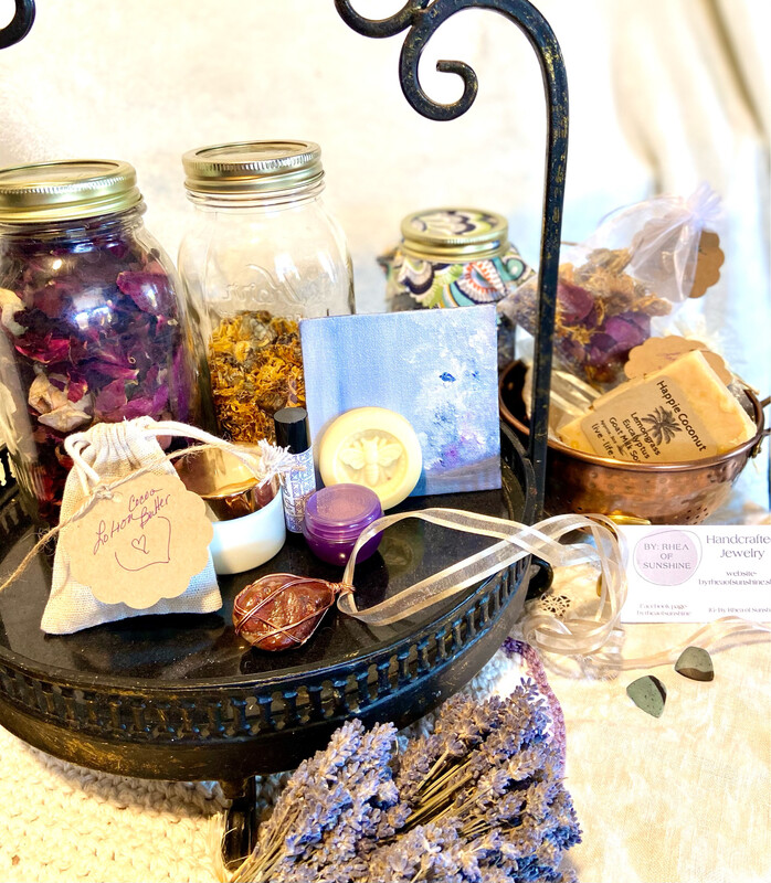 Fields Of Lavender Comfort Box