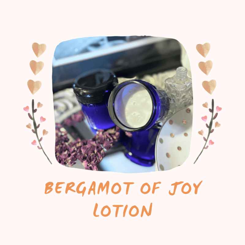 Bergamot Of Joy Lotion
