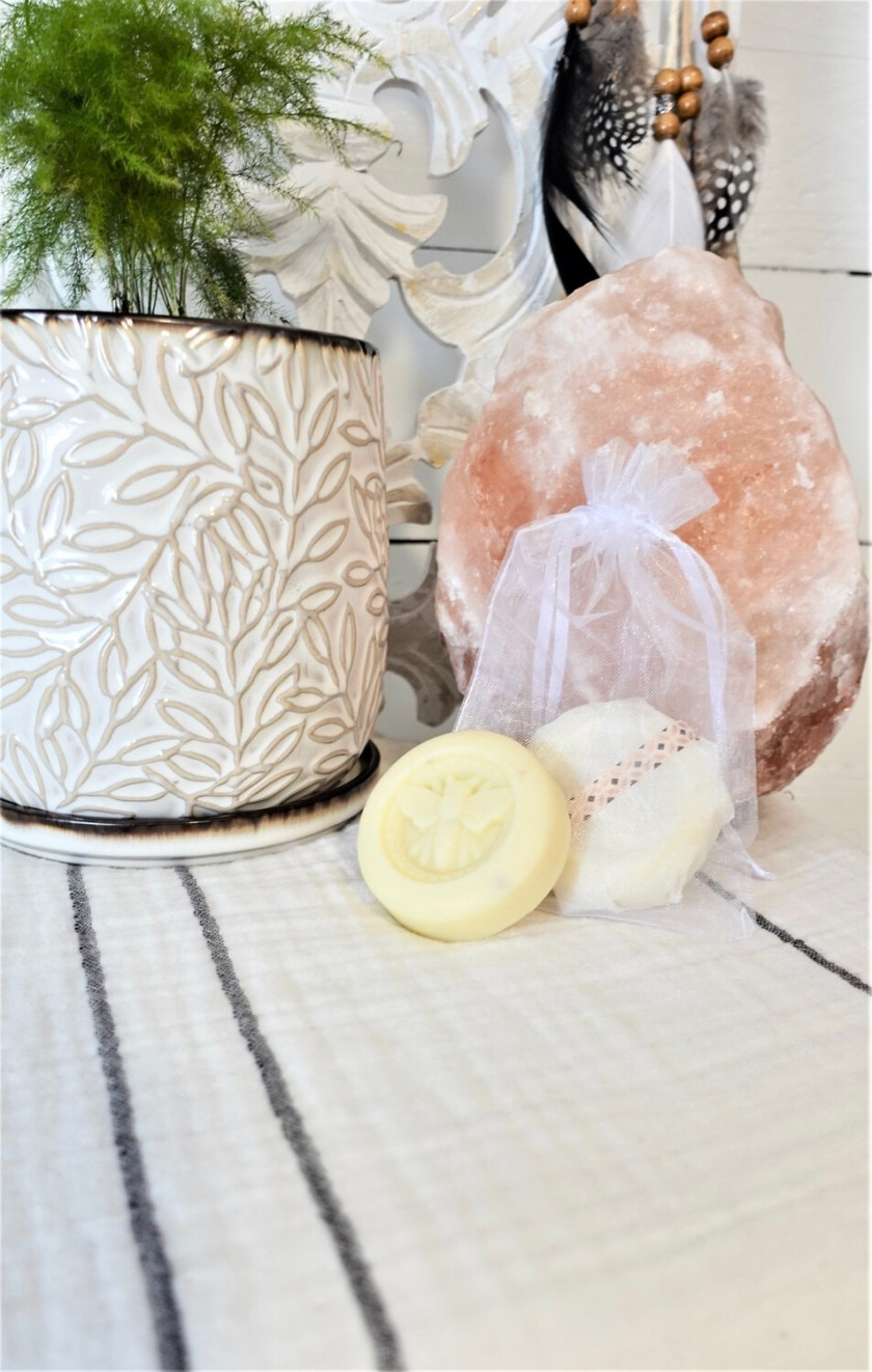 Cocoa Buttery Lotion Bar