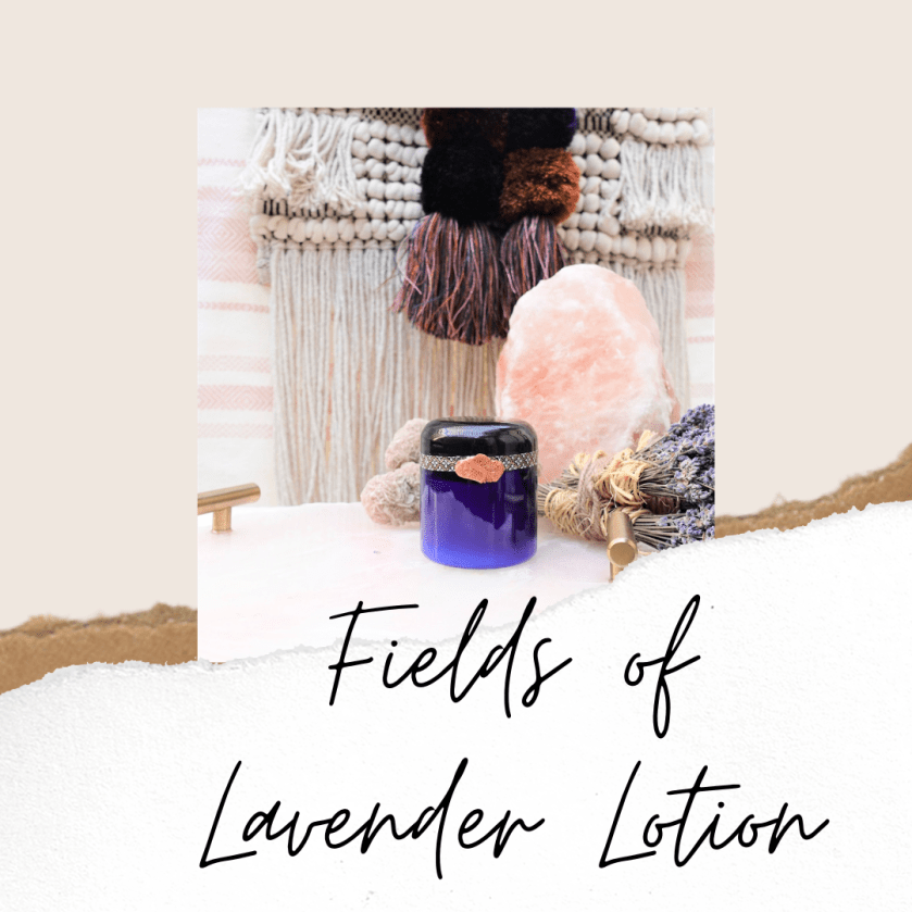 Fields Of Lavender Lotion