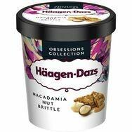 HÄAGEN-DAZS Macadamia nut brittle 500ml