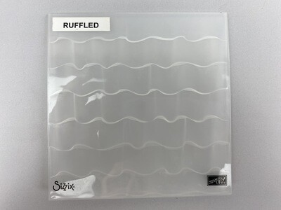 Ruffled Dynamic (6