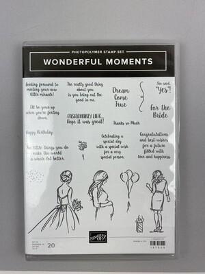 Wonderful Moments