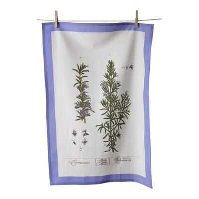 KAF Home Kitchen Towel Rosemary