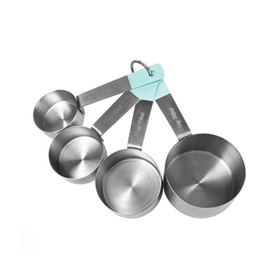Jamie Oliver Stainless Steel Measuring Cups