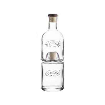 Kilner Stackable Bottles - Set of 2