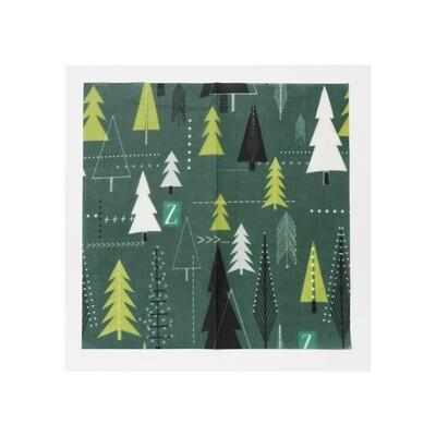 Z Wraps Medium - Trees