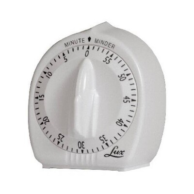 Lux 60 Minute Extended Ring Timer