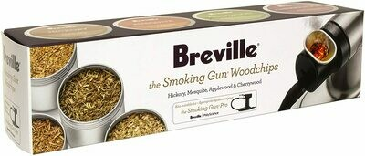 Smoking Gun Woodchips - Breville