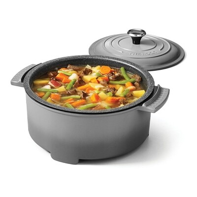 The Rock - 3.2QT Electric Casserole Pot