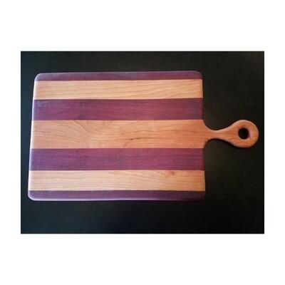 Robert Worth - Cherry & Purpleheart Cutting Board