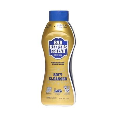 Bar Keepers Friend Soft Liquid Cleanser - 13oz