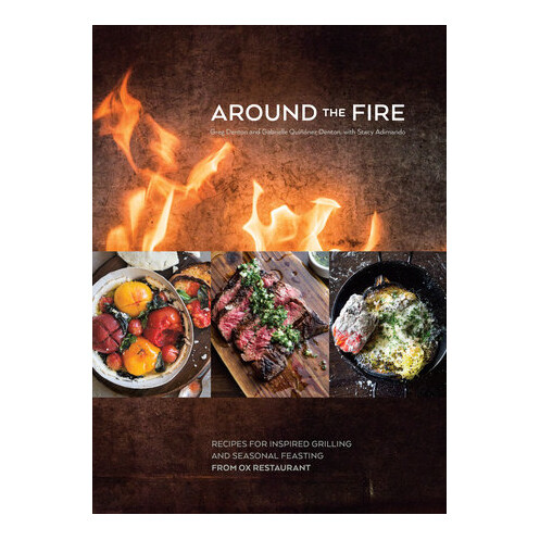 Around the Fire - by Greg Denton, Gabrielle Quińónez Denton & Stacy Adimando
