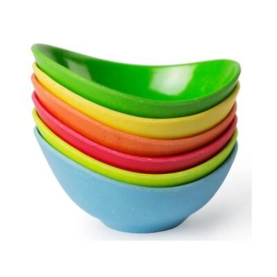 Eco-Smart Purelast Pinch Bowls Set of 6