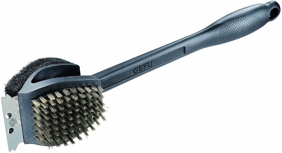 GEFU 3-in-1 Grill Brush