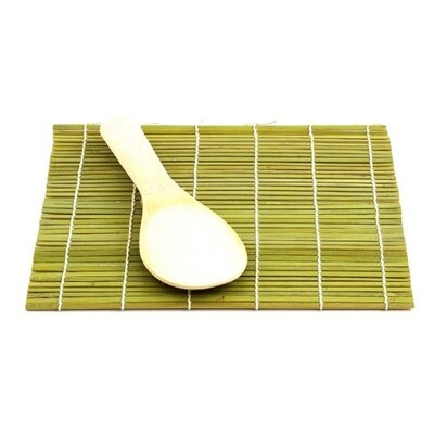 Sushi Mat with Paddle - Asian Kitchen
