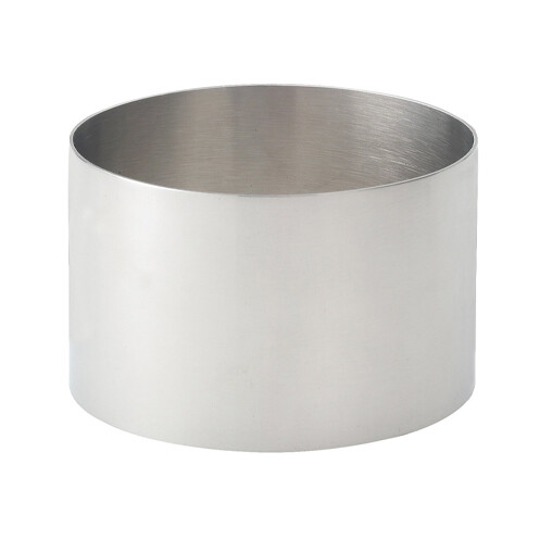Stainless Steel Food Ring 3.5