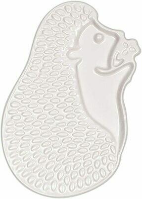 Talisman Hedgehog Spoon Rest - White