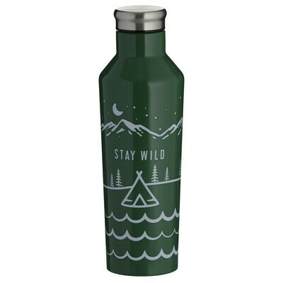 Double Walled Bottle - Stay Wild