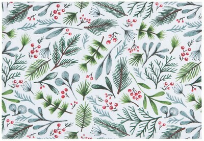 Now Designs Placemat - Bough & Berry