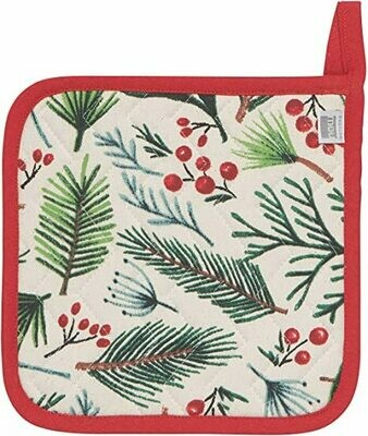 Now Designs Pot Holder - Bough & Berry