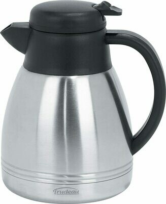 Trudeau Coffee Carafe - Stainless Steel