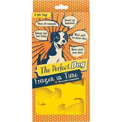 Talisman Silicone Mold - The Perfect Dog