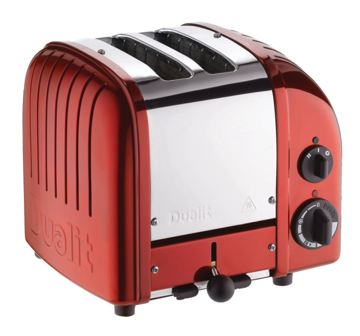 Dualit Classic NewGen 2-Slot Toaster - Candy Red