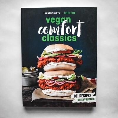 Vegan Comfort Classics - by Lauren Toyota