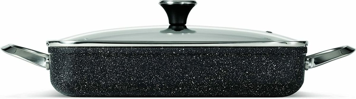 The Rock One Pot - Rectangular Baker with Lid